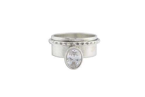 Karyn Chopik Wayfarer Ring