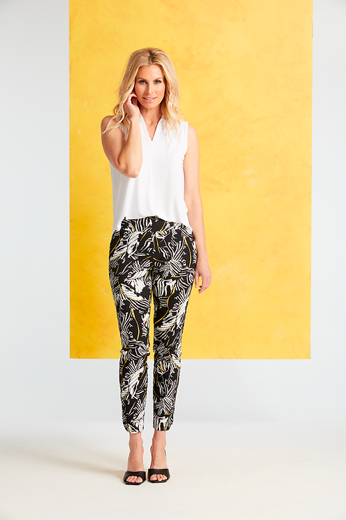 Up! Yellow Leaf Pant