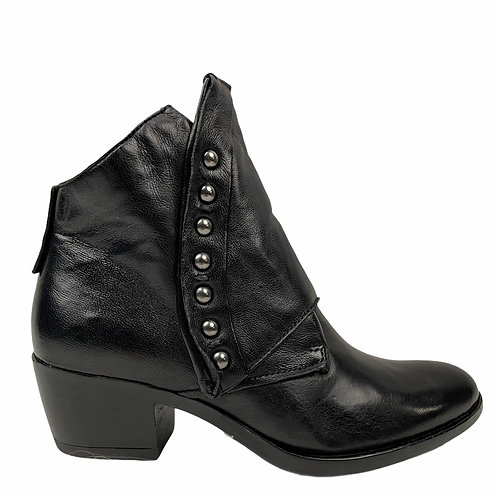 Mjus Side Button Ankle Boot