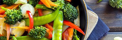 Oriental Veggie Mix
