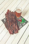 55265 Hot Peppered Beef Jerky