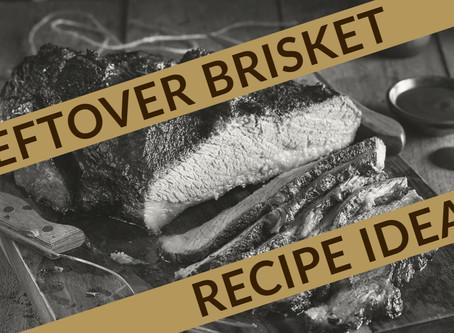 Leftover Beef Brisket Ideas