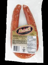 376 Ukrainian Garlic Sausage Ring