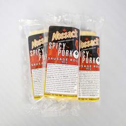 Nossack Spicy Pork Sausage Roll