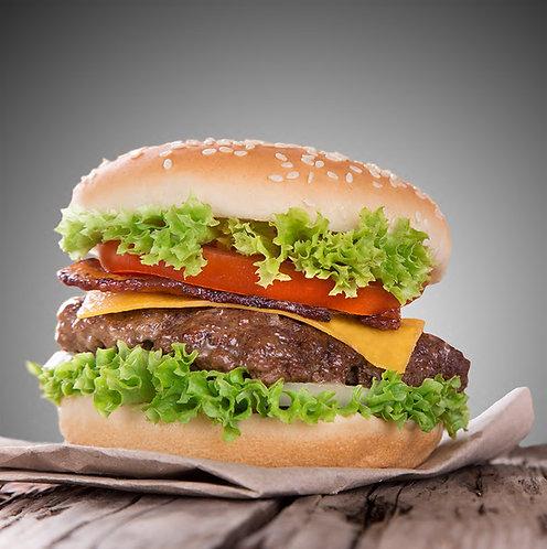 Butcher Stlye Burgers, 5.33oz