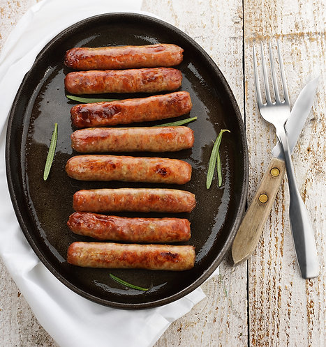 Cadet Pork Sausage Breakfast Sausages