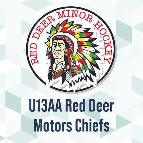 RDMH U13AA RD Motors Chiefs - BOX B