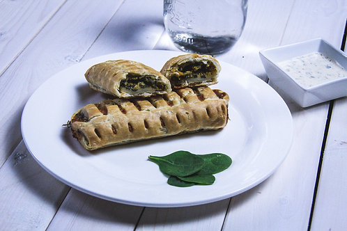Spinach & Cheddar Roll