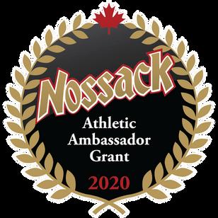 Nossack Athletic Ambassador Grant