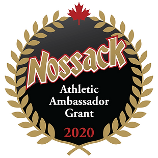 Nossack Athletic Ambassador Grant Logo