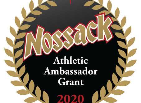 Nossack Athletic Ambassador Grant