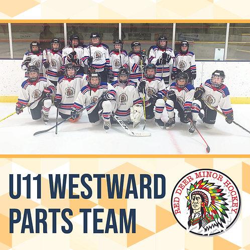 RDMH U11 Westward Parts - BOX A