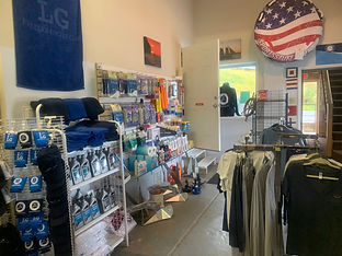 Queen Boat Co Ships store full of boating goods