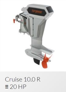 Torqeedo Cruise 10.0