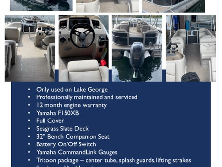 Lake George Boats For Sale