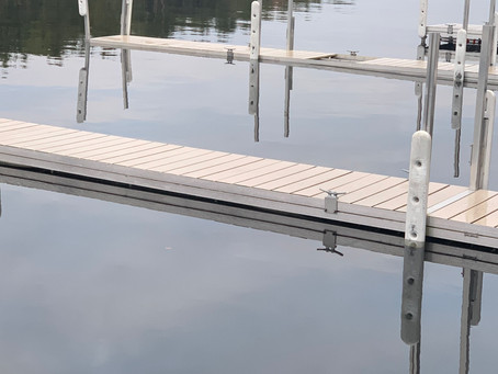 Water Levels of Lake George
