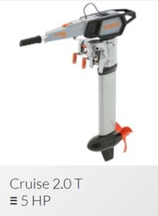 Torqeedo Cruise 2.0T