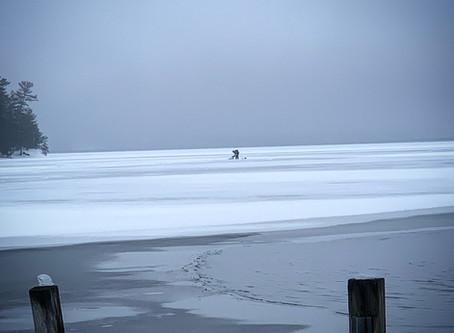Lake George Ice Fishing
