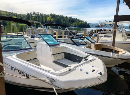 Let the Boating Season Begin!