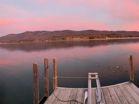 Christmas Eve 2019 - Harris Bay, Lake George