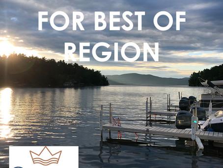 Best of Region!