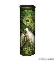 Yin Yang Tree Barista Tumbler