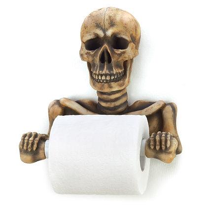 Bones Toilet Paper Holder