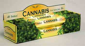 Cannabis Incense (PKG. of 3)