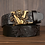 Thumbnail: China Dragon Belt, Genuine Leather for Men Automatic Buckle Belt Strap for Jeans