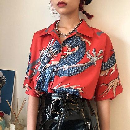 Japanese Kimono Cardigan Women Yukata Chinese Kimono Harajuku Kawaii Blouse