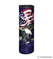 Eagle Talon Flag Barista Tumbler
