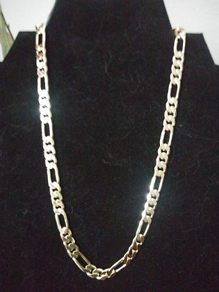 14 karet Layered Gold Chain 1