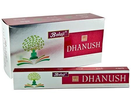 Balaji Dhanush Incense (PKG. of 3)
