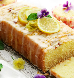 7up Pound Cake Loaf