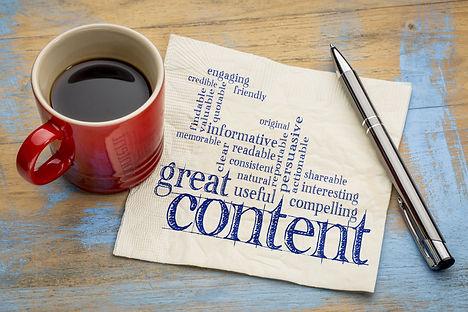 Adapt Media Agency Blog writing