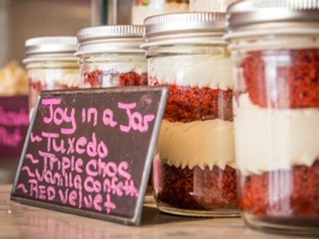 Triple Chocolate Joy In A Jar