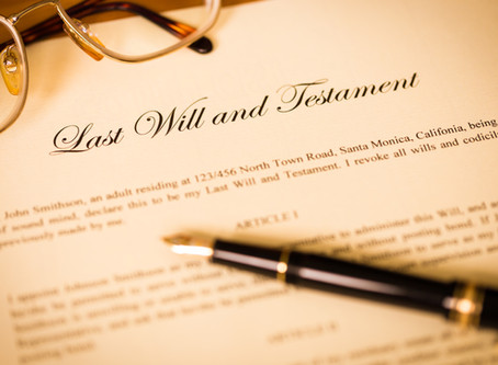 I Have Minor Children, Do I Need a Will?