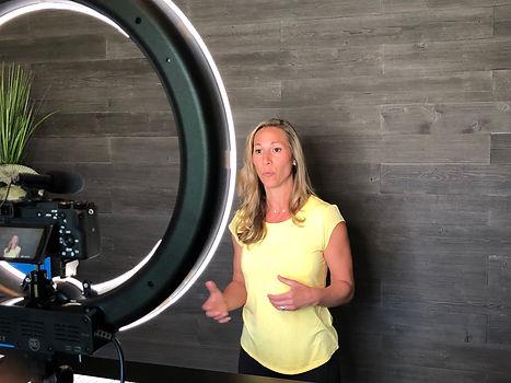 Jenn Benson Video creation