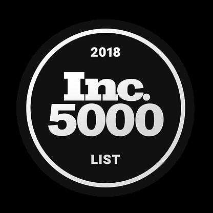 Inc. 5000 List Award