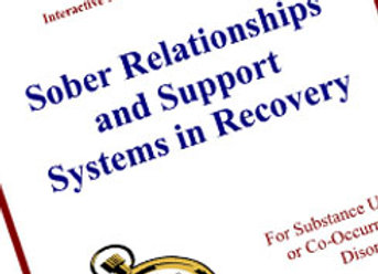 Sober Relationships and Support Systems in Recovery
