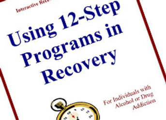 Using 12-Step Programs in Recovery