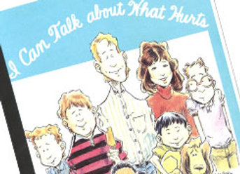 I Can Talk About What Hurts, A Book For Kids