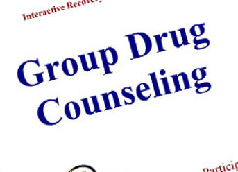 Group Drug Counseling Participant Recovery Workbook