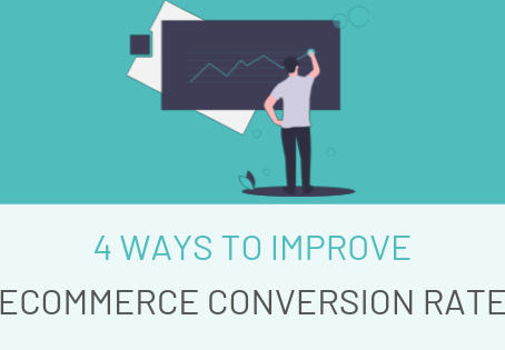 4 Ways to Improve Ecommerce Conversion Rate