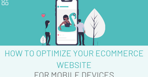 How to Optimize Your Ecommerce Website for Mobile Devices