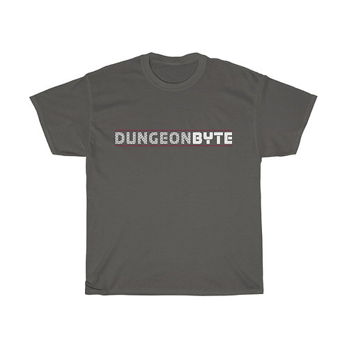 Dungeonbyte Line Logo Male Tee