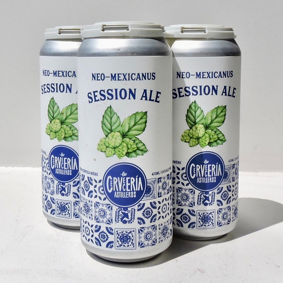 4 Pack - Neo - Mexicanus Session Ale