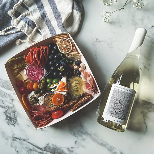 Charcuterie & Wine Take Home Package