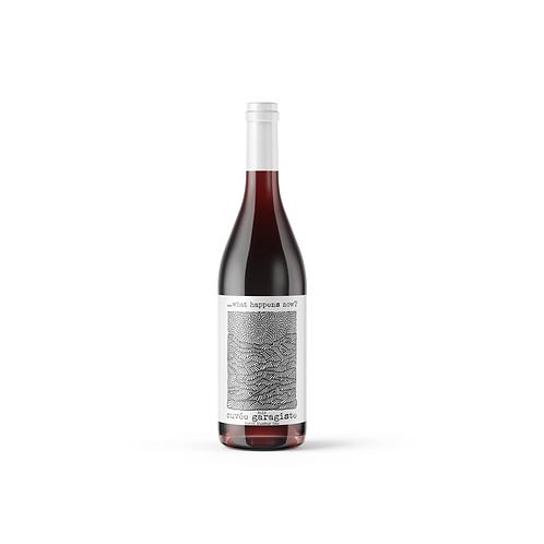 What Happens Now? 'Cuvée Garagiste' Red Batch No. 1 (2019)