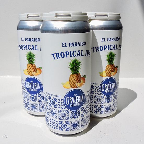 4 Pack - El Paraiso Tropical IPA